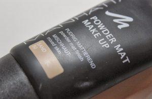 Czy Powder Mat Make Up od Manhattan to najlepszy podkład matujący i kryjący?