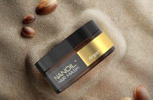 Maska arganowa Nanoil – najlepsza maska olejkowa, jaką miałam!